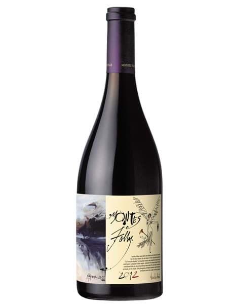 Hình của Rượu Vang Montes Folly Syrah