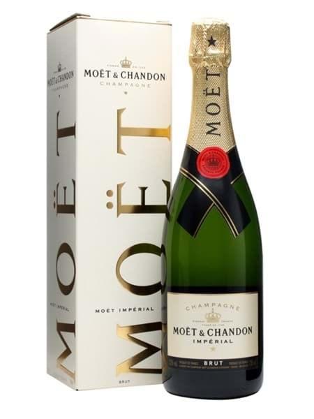 Hình của Rượu Champagne Moet & Chandon Brut