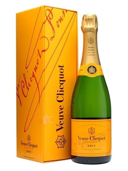 Hình của Rượu Champagne Veuve Clicquot Brut Yellow - Vàng