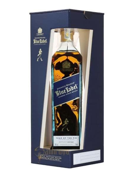 Hình của Rượu Johnnie Walker Blue Kỷ Hợi - Year of the Pig