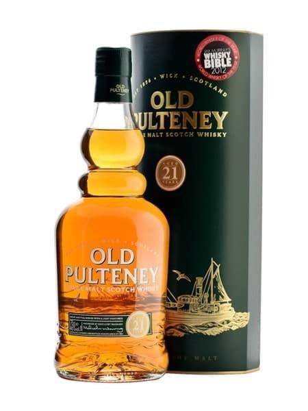 Hình của Rượu Old Pulteney 21 năm
