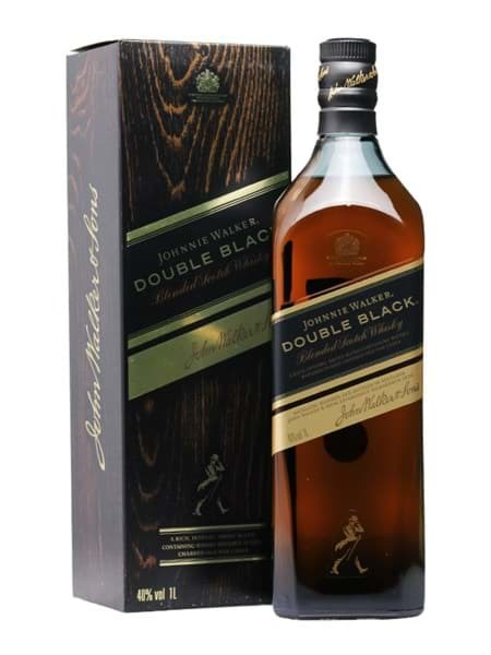 Rượu Johnnie Walker Double Black 1L