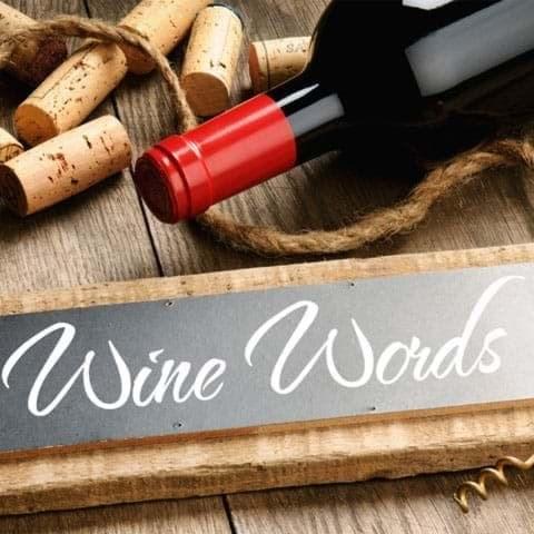 Các thuật ngữ hay sử dụng trong ngành rượu vang