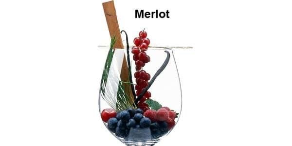 Nho Merlot