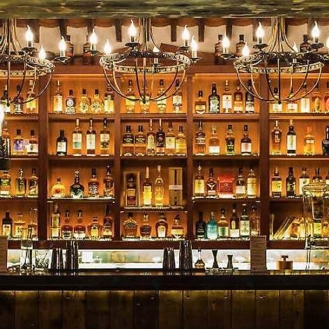 Danh sách rượu ngoại/rượu mạnh phổ biến cho các Bar/Pub và Lounge