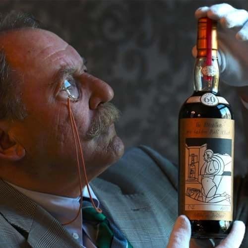 Tại sao rượu whisky càng ủ lâu năm càng đắt