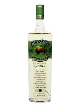 Rượu vodka Zubrowka 1L