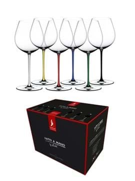 Hình của Ly Riedel Fatto A Mano Old World Pinot Noir Gift Pack
