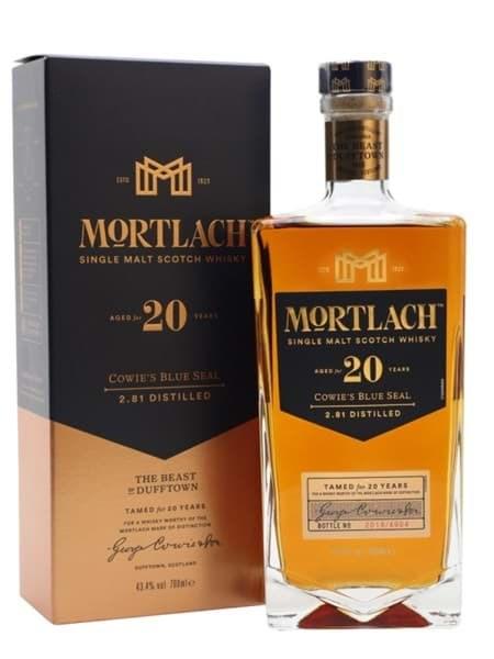 Hình của Rượu Mortlach 20 năm