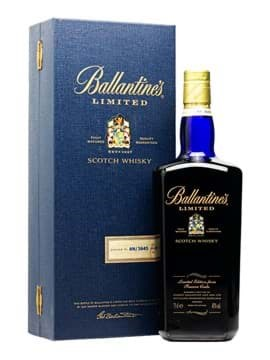 Rượu Ballantine's Limited - Blue