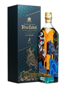 Johnnie Walker Blue Limited year of the OX