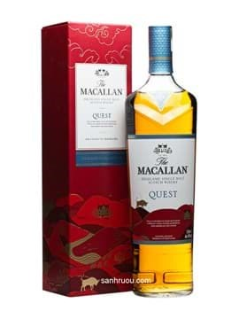 Macallan Quest tết 2021