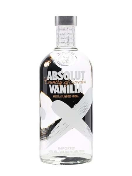 Hình của Rượu Vodka Absolut Vanila