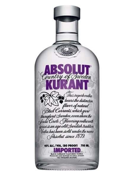 Hình của Rượu Vodka Absolut Kurant
