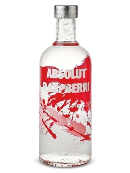 Hình của Rượu Vodka Absolut Raspberri (Dâu)