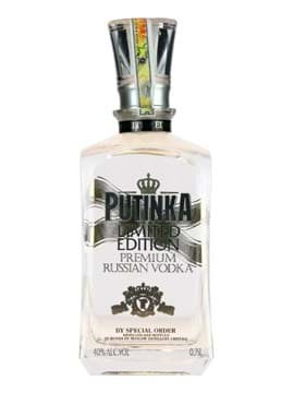Rượu Vodka Putinka Limited