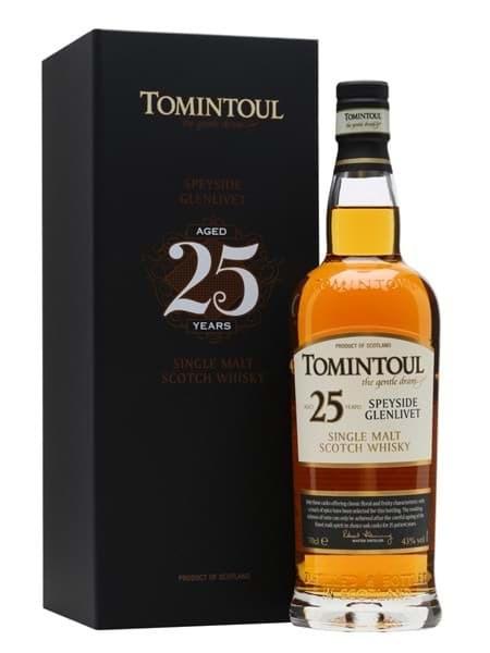 Hình của Rượu Tomintoul 25 Năm