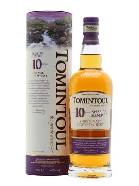 Hình của Rượu Tomintoul 10 năm
