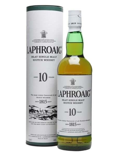 Hình của Rượu Laphroaig 10 năm
