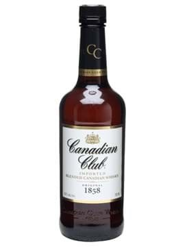 Rượu Canadian Club
