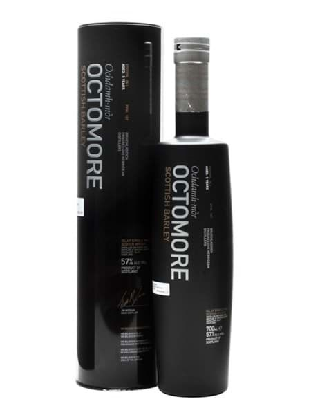 Rượu Octomore Scottish Barley Edition 6.1