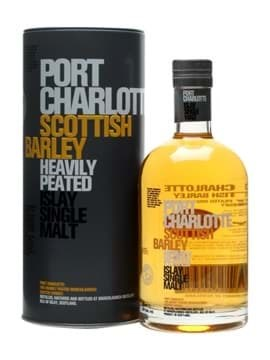 Rượu Port Charlotte Scottish Barley