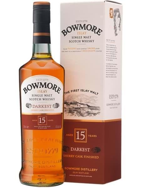 Hình của Rượu Bowmore 15 năm