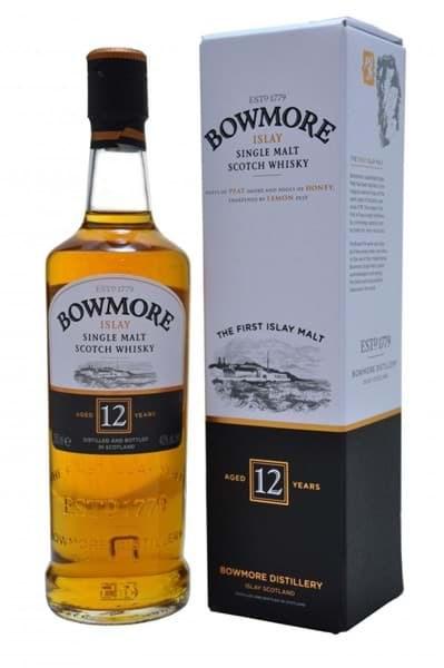 Hình của Rượu Bowmore 12 năm