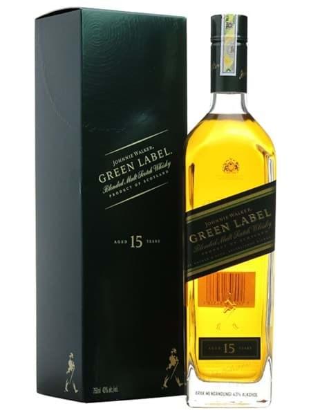 Hình của Rượu Johnnie Walker Green 15 năm