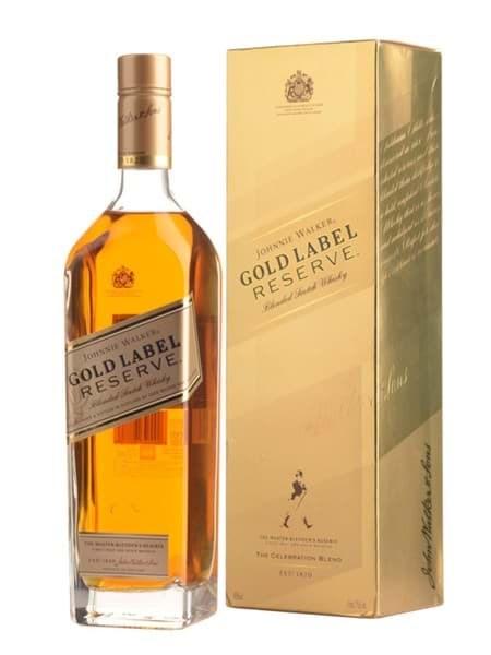 Hình của Rượu Johnnie Walker Gold Reserve
