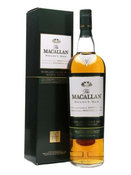 Rượu Macallan Select Oak 1L