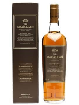 Rượu Macallan Edition No. 1