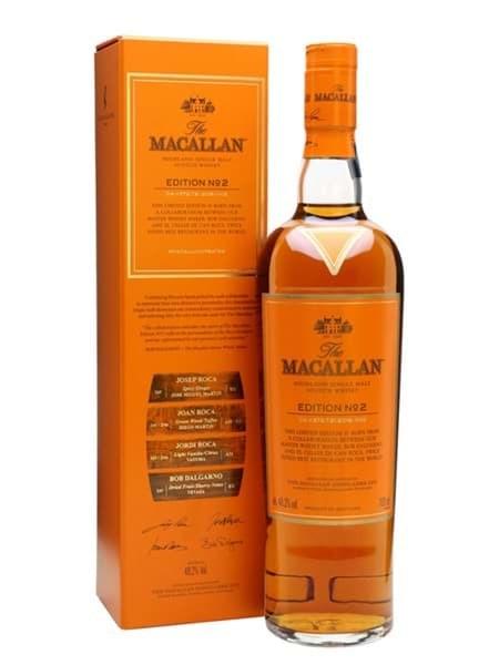 Hình của Rượu Macallan Edition No. 2