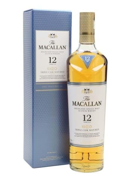 Hình của Rượu Macallan 12 Năm Triple Cask