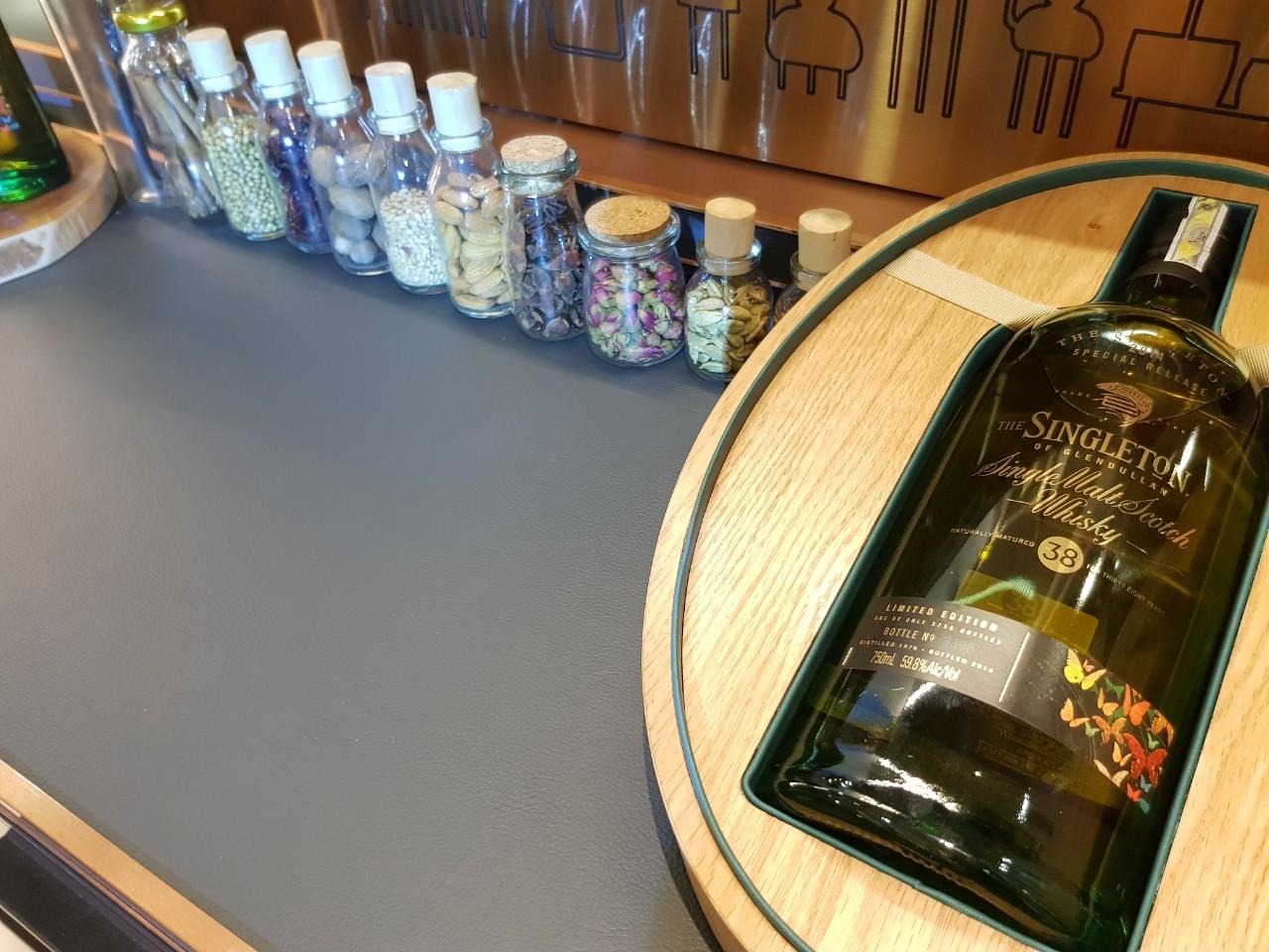Singleton 38 - rượu Singleton 38 Glendullan - Sành rượu: Wine & Spirits